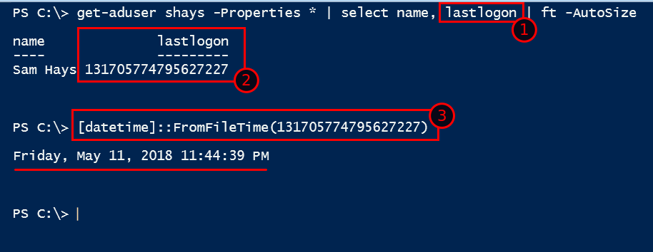Dealing with REG_BINARY dates in Powershell | sams site